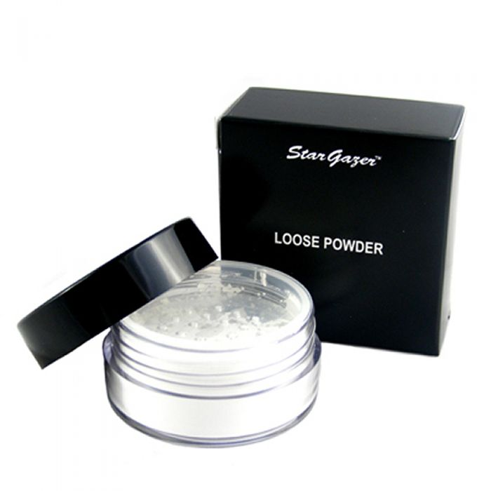 White Loose Powder