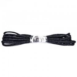 """Black New Rock Laces 78¾"""" (200 cm)"""