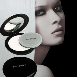 White pressed Powder