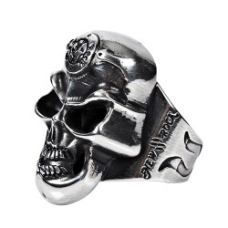 Bague New Rock 'Skull Ring'