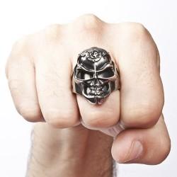 Bague New Rock 'Skull Ring'