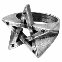 'Pentagration' Ring