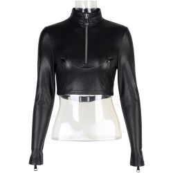 'Femme Fatale' Gothic Fetish Top