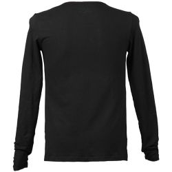 Long Sleeves 'Black Visions' Sweater