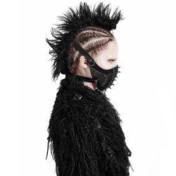 Black 'Dragon' Face Mask