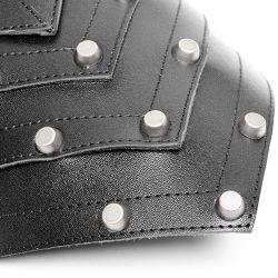 Black 'Behemoth' Shoulder Armor Harness