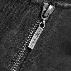 Pantalon Noir 'Gothic Trooper'