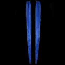 Extensions de Cheveux Bleu Electrique
