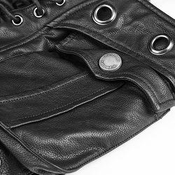 Black 'Bunker Bomber' Shorts