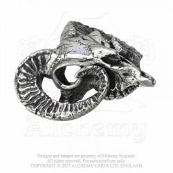 Boucle de Ceinture 'Ram's Skull'