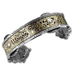 Bracelet 'Spectrostatic Nocturnium'