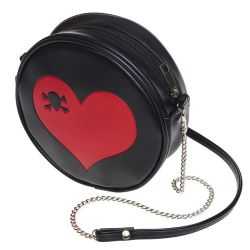 Heart Skull Bag
