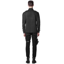 Black 'The Hunter' Denim Pants