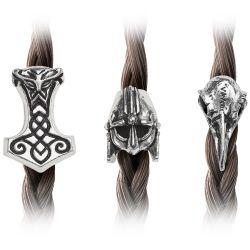 Perles de Cheveux 'Norsebraid'