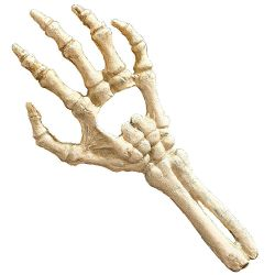 Skeletal Hand Bottle Opener