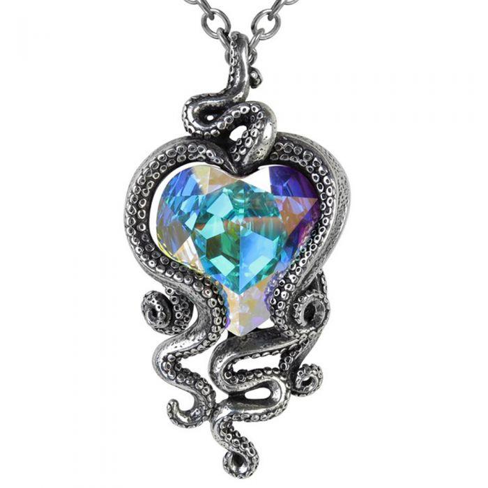 'Heart of Cthulhu' Pendant