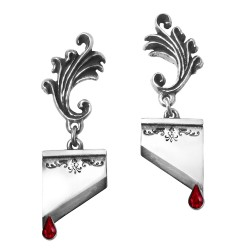 Marie Antoinette Droppers Earrings