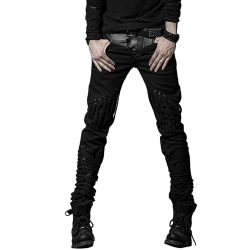 Black 'Alien' Pants