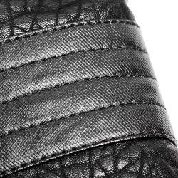 Ceinture Corset pour Hommes 'Guardian' Noire