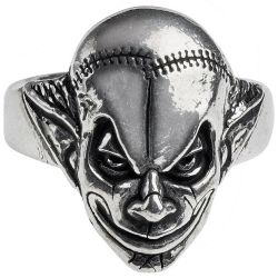 Bague 'M'era Luna Evil Clown'