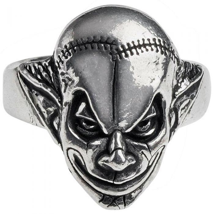 Bague 'M'era Luna Evil Clown'