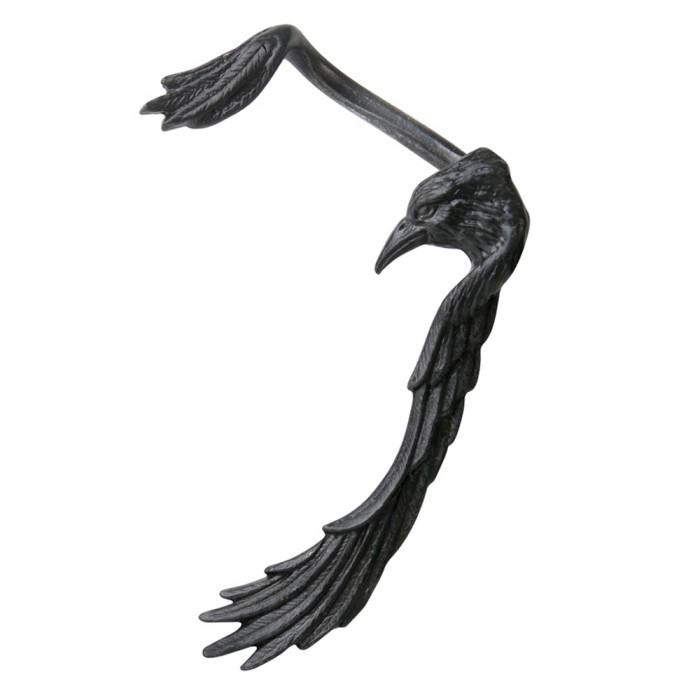 Raven Ear Wrap