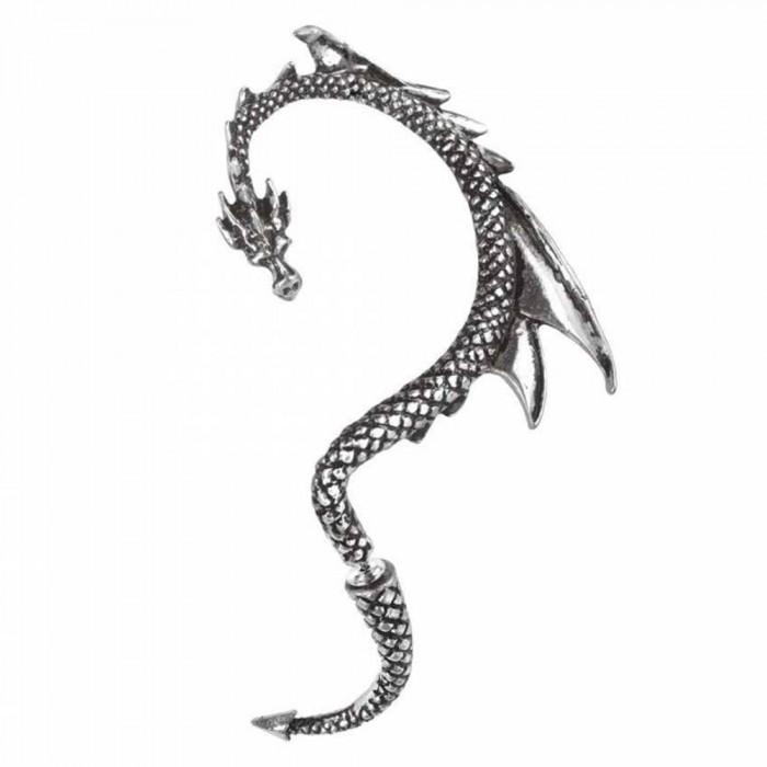 The Dragon's Lure Ear-Wrap - Left Ear Version