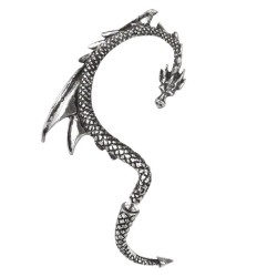 The Dragon's Lure Ear-Wrap - Right Ear Version