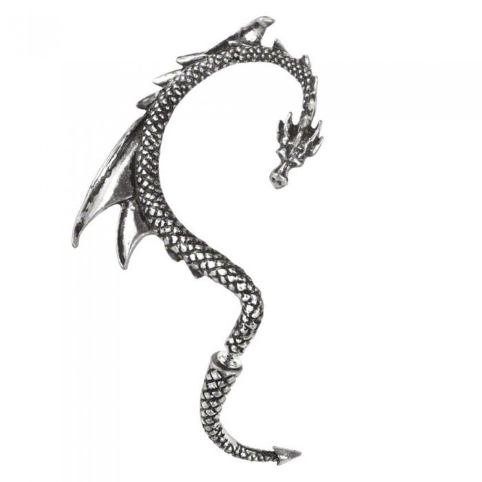 Tour d'oreille 'The Dragon's Lure' (oreille droite)