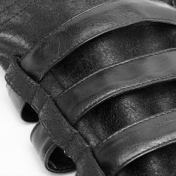 Gants Gothiques pour Hommes 'Assassin's Creed' avec Boucles et Spikes