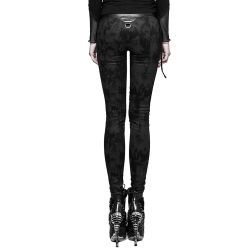 'Black Abyss' Pants