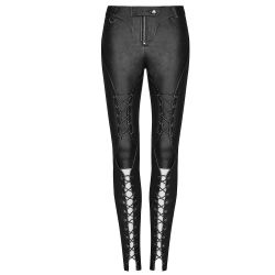 Black 'Ball Jointed Doll' Pants
