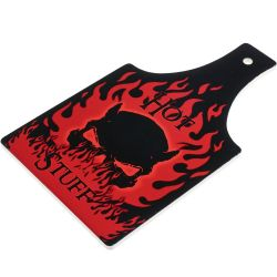 Hot Stuff Chopping Board