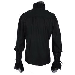 Chemise 'Ghost' Noire