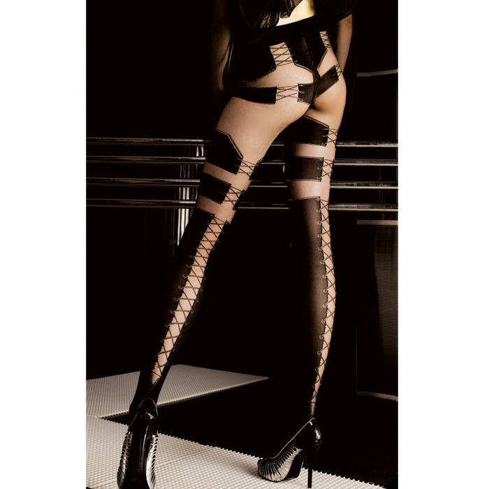 Collants 'Lace Luxury'