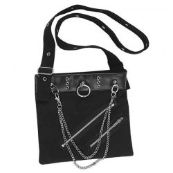 Black 'Confidence' Bag