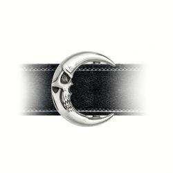 'Quietus Moon' Belt Buckle