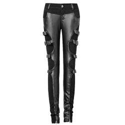 Black 'Osiris' Pants