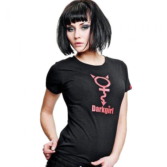 Black 'Dark Girl' T-Shirt