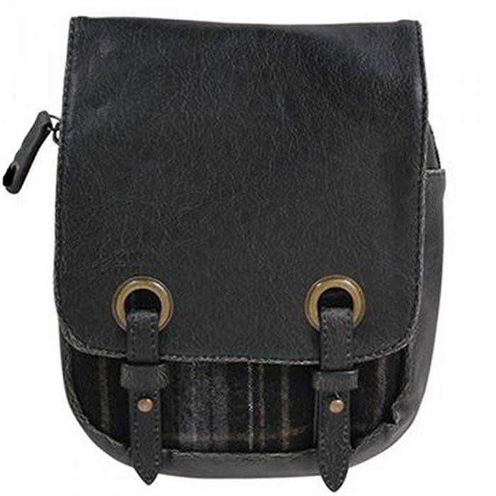 'Grey Plaid' Kilt Bag