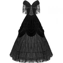 'Lady de la Morte' Dress