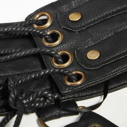 Black Belt Bag 'Nereid'