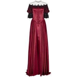 'Red Ruby' long Dress
