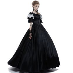 'Black Ruby' long Dress