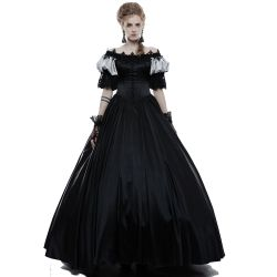 "Black ""Ruby' Long Dress"