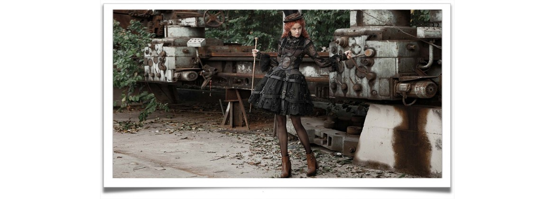 Steampunk Style • the dark store™