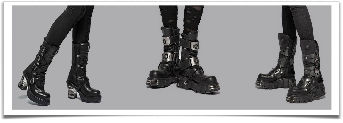 Females Boots • the dark store™