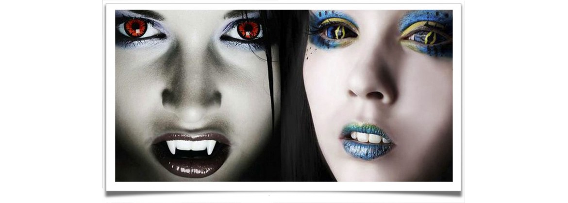 Contact Lenses • the dark store™
