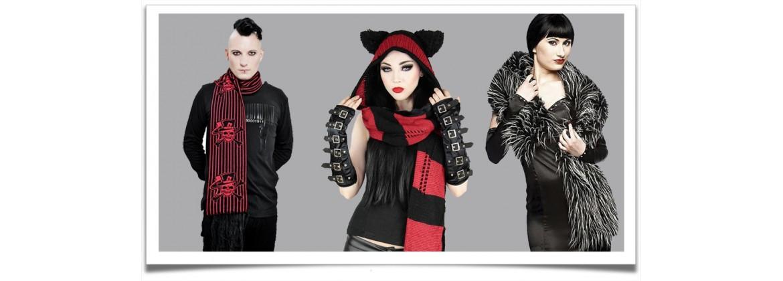 Females Winter Accessories • the dark store™